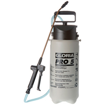 Koncentratspruta Gloria Pro 5L -