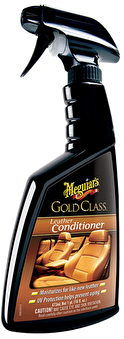 Meguiars Gold Class Leather Conditioner - Meguiars Gold Class Leather Conditioner