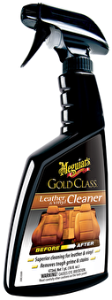 Meguiars Gold Class Leather Cleaner - Meguiars Gold Class Leather Cleaner