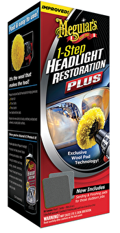 Meguiars Headlight Restoration Kit -
