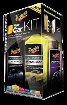 Meguiars New Car Kit - Meguiars New Car Kit