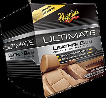 Meguiars Ultimate Leather Balm - Meguiars Ultimate Leather Balm