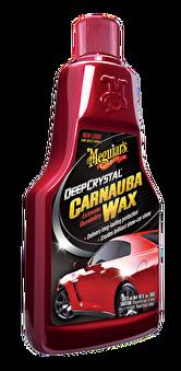 Meguiars Deep Crystal Carnauba Wax -