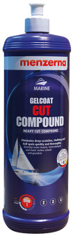 Menzerna Gelcoat Cut Compound, 1 liter -