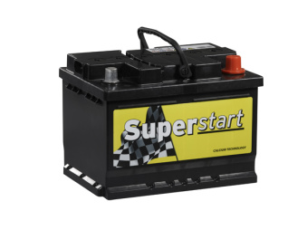 Banner Batteri Superstart 62 Ah S6219