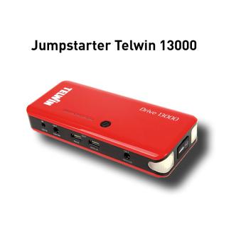 Telwin Jump Starter Drive 13000 - Telwin Jump Starter Drive 13000