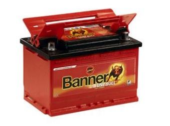 Banner Uni Bull 58Ah 50200 - Banner Uni Bull 58Ah 50200