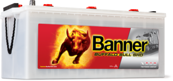 Banner Buffalo Bull 12V 180Ah SHD 68032 -