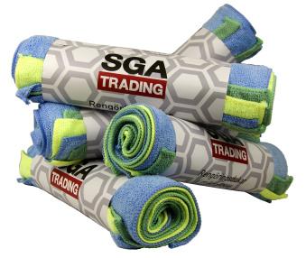 Mikrofiberdukar SGA 100-pack - Mikrofiberdukar SGA 6-pack