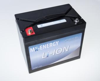 Litiumbatteri 12V 60Ah -