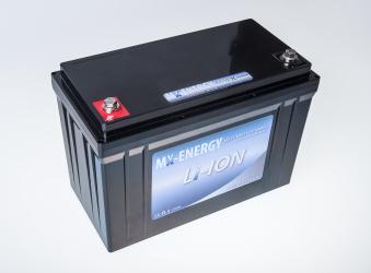Litiumbatteri 12V 100Ah -