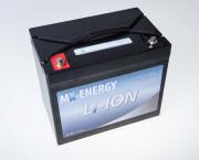 Litiumbatteri 12V 60Ah