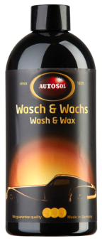 AUTOSOL Wash & Wax 500ml -