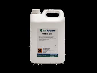 Oxalic Gel, 5 liter -