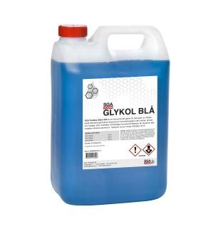 Kylarglykol Blå, 4 liter -