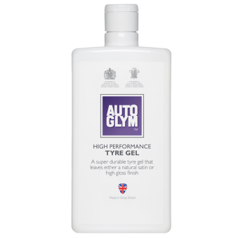 Autoglym High Performance Tyre Gel, 500ml -