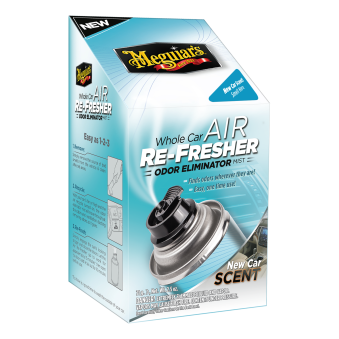 Meguiars Air Refresher Odor Eliminator - Meguiars Air Refresher Odor Eliminator