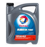 TOTAL TIR 7400 15W-40 5L