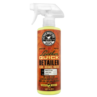 Chemical Guys Leather Quick Detailer -