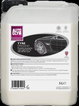 Autoglym Tyre Dressing, 5L -