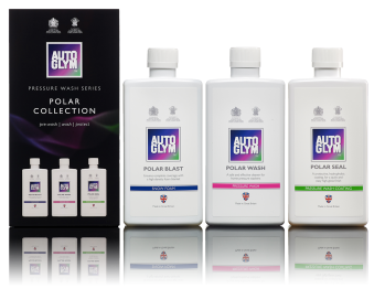 Autoglym Polar Collection 3x500 ml -
