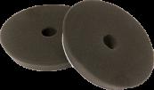 Polerrondell Svart/Supermjuk Cone 130/150x25
