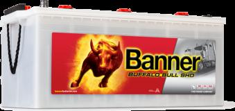 Banner Buffalo Bull 12V 225AH SHD 72511 -