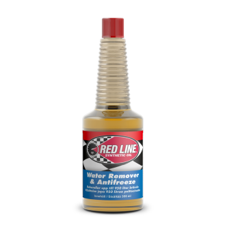 Red Line Waterremover & Antifreeze, 355 ml -