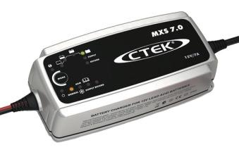 Batteriladdare CTEK MXS 7.0 12V - CTEK MXS 7.0