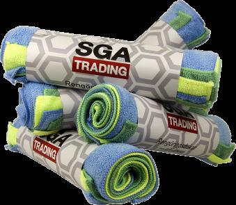 Mikrofiberdukar SGA 100-pack - 17x Mikrofiberdukar SGA 6-pack