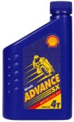 ADVANCE SX 4 15W-50, 1L
