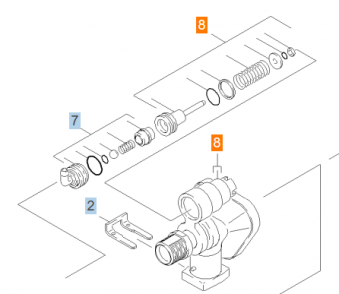 Cylindertopp Kärcher -
