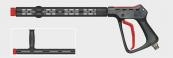 Ultra HT-Pistol ST-3600 + ST-9, 500 Bar