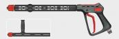 Ultra HT-Pistol ST-3600 + ST-9.1, 600 BAR