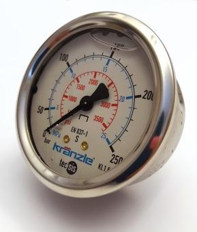 Manometer till Kränzle 1152TST -