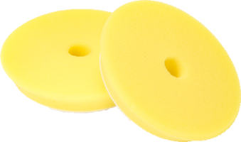 5-pack Polerrondell Gul/Medium Cone 130/150x25 -