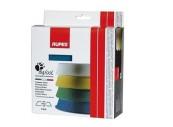 Rupes polerrondell 2-pack, Grå 180mm