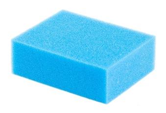 Påläggningssvamp Blå -
