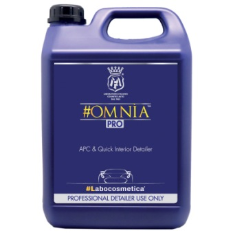 Labocosmetica Omnia Interiörrengöring 4,5 liter -