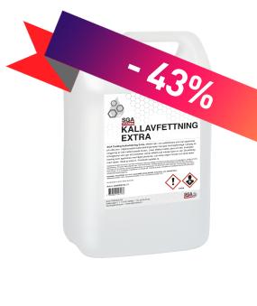 SGA Kallavfettning Extra, 5L -