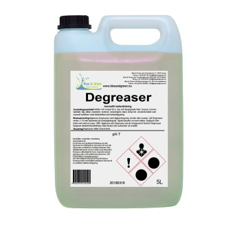 Blue & Green Degreaser Plus, 5L -
