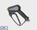 HT-Pistol ST-2635 400 Bar, med Svivel och LTF+