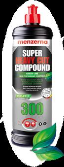 Menzerna Super Heavy Cut 300 Green Line 250 ml -
