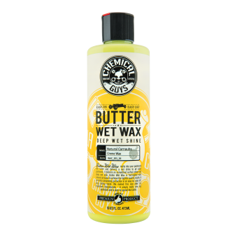 Chemical Guys Butter Wet Wax, 473ml -