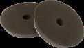 Polerrondell Svart/Supermjuk Cone 150/180x25