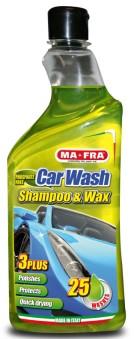 Mafra Car Schampoo & Wax 1 liter -