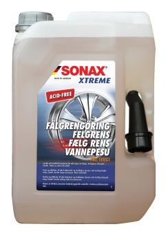 Sonax Xtreme Fälgrengöring, 5 liter -