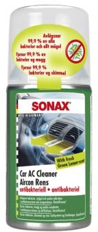 Sonax Car AC Cleaner Green Lemon -