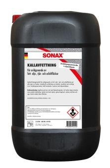 Sonax Kallavfettning, 25 liter -