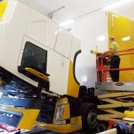 Lastbilsdekor 3